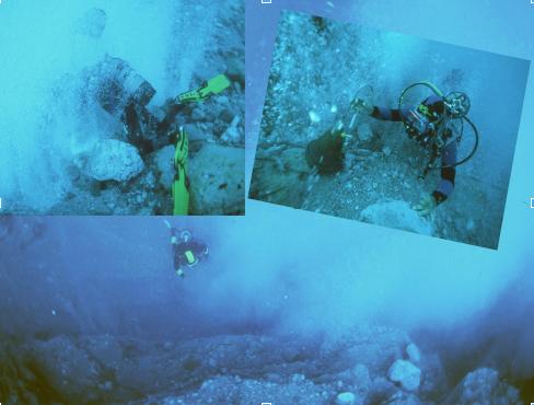 Manifestazioni gassose sottomarine a Panarea